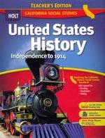 American History Textbook Holt